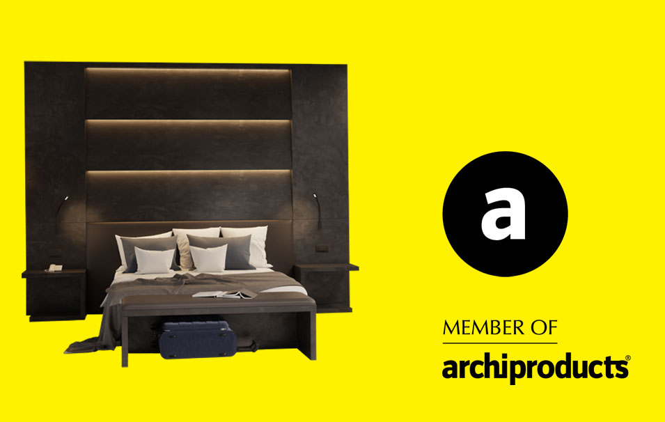arredo hotel archiproducts news