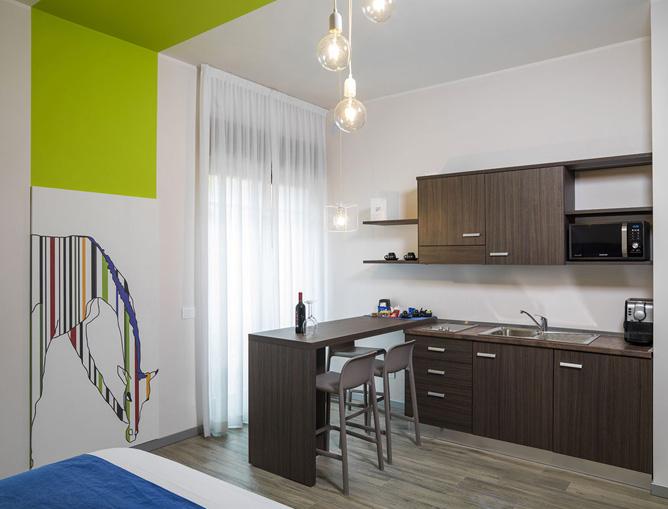 cucine per residence