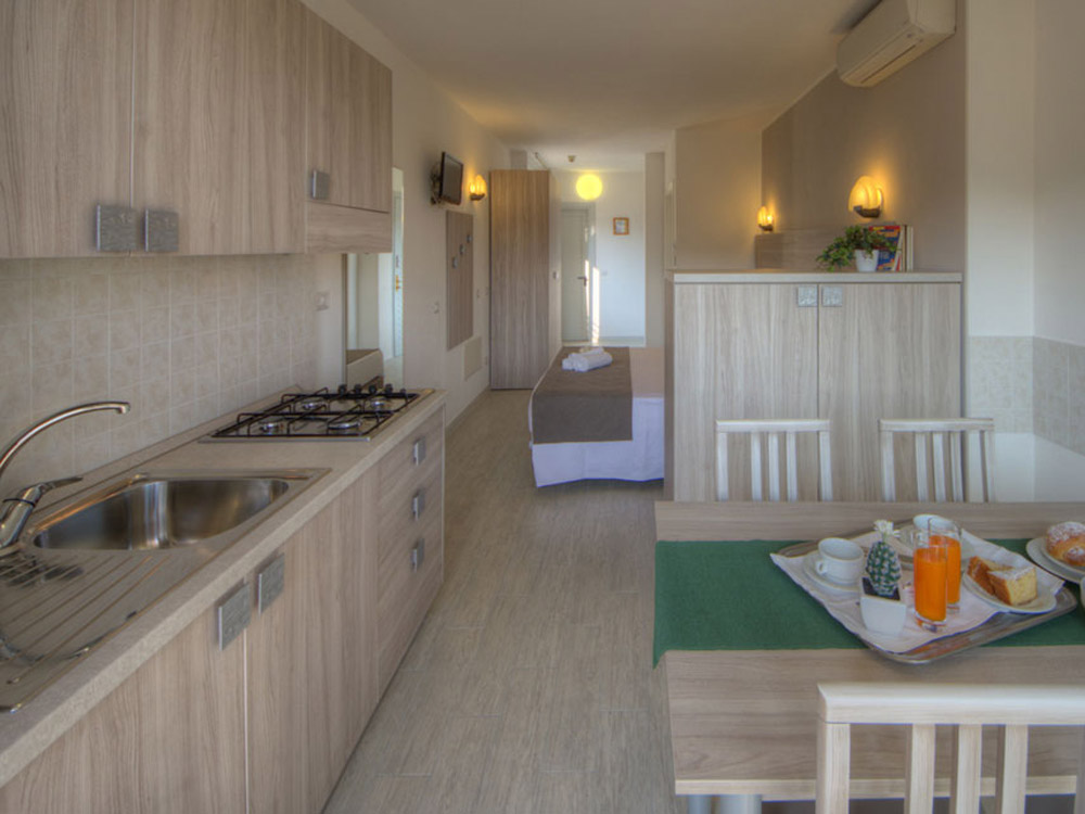 cucine per residence la palma